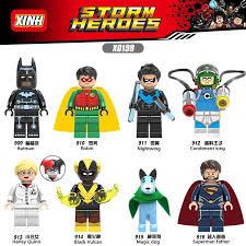 Minifigure XH909 <b>910 911 912</b> 913 914 915 916 Batman Robin ...