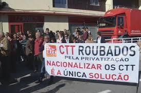 Posto dos CTT de Figueira de Castelo Rodrigo encerrado