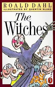 witches, roald dahl