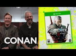 "Clueless <b>Gamer</b>: Conan Reviews ""The Witcher 3: Wild Hunt ..."