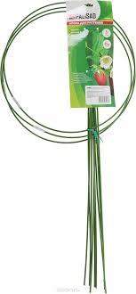 """<b>Опора для растений</b> """"<b>Palisad</b>"""", диаметр 21 см, высота 45 см, 3 шт ..."""