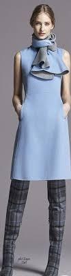 CH Carolina Herrera FW 15-16 | Наряды, Фасон платья, Модные ...