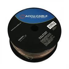 <b>Акустический кабель American DJ</b> AC-SC2-1,5/100R