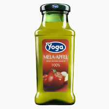 <b>Сок Yoga</b>, <b>яблочный</b> осветленный, 0.2 л. – Napitki Store