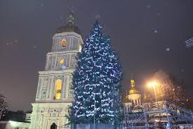 Картинки по запросу фото новогодний киев