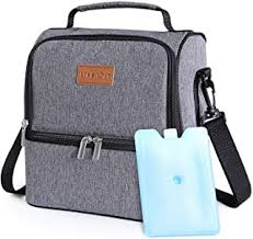 Insulated Lunch Bag - Amazon.co.uk
