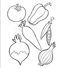 Small Picture httpColoringToolkitcom Free Fruits and Vegetables Color