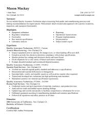 resume templates quality assurance manager sample customer resume templates quality assurance manager resume templates template for resumes quality assurance resume template sample quality