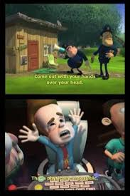 Jimmy Neutron's dad loves pie almost as much as Dean Winchester ...