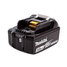 <b>Аккумулятор Makita</b> BL1830B 638409-2 (<b>18V</b>, <b>3.0Ач</b> Li-Ion) без ...