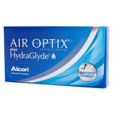 <b>Контактные линзы Alcon</b> AIR OPTIX plus HydraGlyde   Отзывы ...