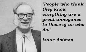Isaac Asimov Quotes | Insightful Quotes via Relatably.com