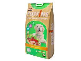 <b>Puffins</b> для <b>собак</b> мясное ассорти - Интернет Зоомагазин ...
