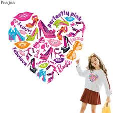 <b>Prajna</b> Pink Love Heart Patch Hot Press High Heels Kiss Lips ...