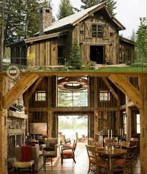 ideas about Barn House Plans on Pinterest   Pole Barn House     Cozy Barn Homes You Wish You Could Live In  PICS    Wide Open