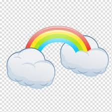 Rainbow illustration, Cloud computing, clouds of clouds transparent ...
