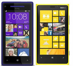Specifics Comparison between HTC Windows Phone 8X and Lumia ...
