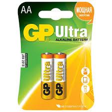 Продаем <b>Элемент питания</b> АА <b>GP</b> 15A Ultra (2 шт.) в интернет ...