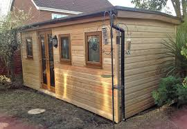 extended colgate 25 garden office or studio building in burgess hill west sussex building a garden office
