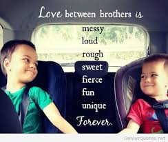 Best 21 fashionable quotes about brothers picture French ... via Relatably.com