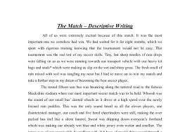 examples of descriptive essay writing   drugerreport   web fc  comexamples of descriptive essay writing