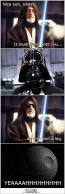 star wars on Pinterest | Star Wars Meme, Funny Star Wars and Star ... via Relatably.com