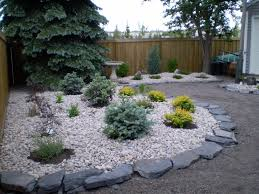 white landscaping rocks backyard landscaping ideas rocks