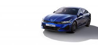 KIA представляет новый седан К5 для <b>глобального</b> рынка
