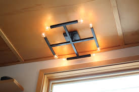 flush mount square awesome archaic kitchen eat