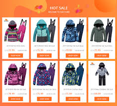 <b>2019</b> Kids <b>Ski</b> Suit <b>Ski</b> Jacket + Strap Pants <b>Winter</b> Children Boys ...
