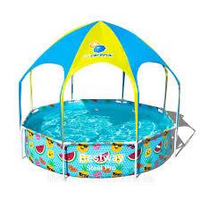 Каркасный ( сборно-разборные) <b>бассейн Bestway Splash</b>-in ...