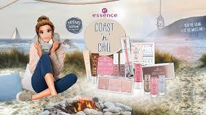 Новая лимитированнная коллекция essence coast'n'<b>chill</b>