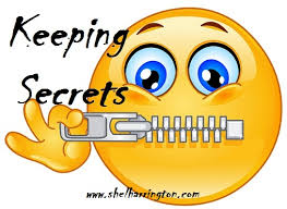 "Image result for caricature of a man ""keeping a secret"""