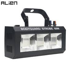 ALIEN Remote 24 LED <b>UV</b> Violet Wall Washer Black Lights DJ ...