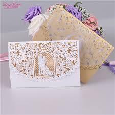 <b>Bride And</b> Groom <b>Wedding</b> Invitations Card With Printing And White ...