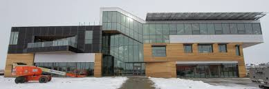 welcome to canadas first net zero commercial building david dodge beautiful office buildings