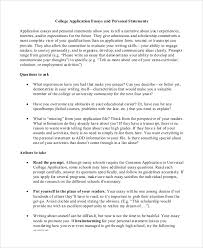 example of a personal essay for college personal essay example samples in pdf sample templates college example of personal essay