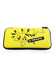 Nintendo Switch Защитный <b>чехол Hori</b> Emboss case (Pikachu) для ...