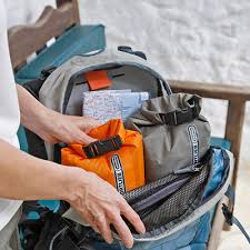 <b>Гермомешок Ortlieb</b> Ultra Lightweight <b>Dry Bag</b> PS10 3 л Orange ...