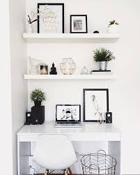 starting our feed with this white workspace regram from hayley taylordbeauty in australia bright basement work space decorating