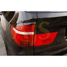 BMW X5(E70) 2007—2010 <b>Накладки на задние фары</b> (реснички ...