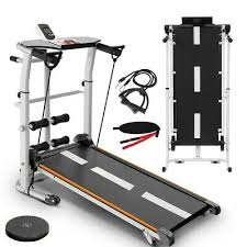 V-Fit Mtt1 Manual Folding <b>Treadmill</b> for sale online | eBay