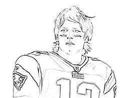 Small Picture New England Patriots Coloring Pages CBS Boston