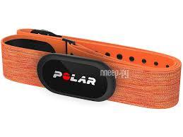 <b>Аксессуар Polar H10 N</b> HR Sensor M-XXL Orange 92075960 ...