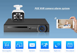 Hot Promo #7cc7 - Face Recognition NVR 8 CH P2P IP Video ...