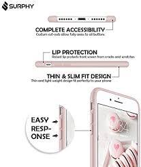 SURPHY iPhone 8 <b>Case</b>, iPhone 7 <b>Case</b>, iPhone SE 2020 <b>case</b> ...