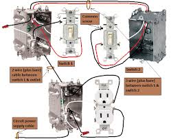 power outlet 3 way switches half switched switch outlet electrical power at outlet 3 way switches