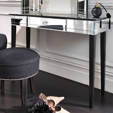 art deco mirrored dressing table or console art deco mirrored furniture