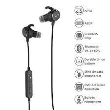 <b>Bluetooth</b> headphones,<b>QCY QY19 Bluetooth</b> Headphones Stereo ...