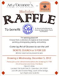 art of oconee our second annual holiday raffle our second annual holiday raffle